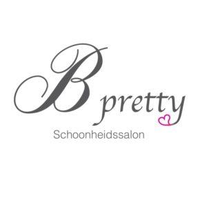 Schoonheidssalon B Pretty logo