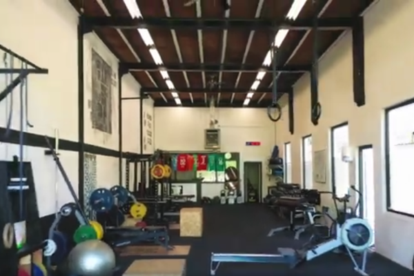 interieur gym Personal Training Lent Nijmegen